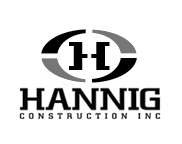 Hannig Construction Logo